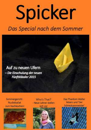 Spicker September 2015