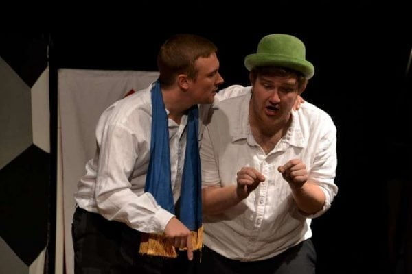 White Horse Theater Shakespears 'Comedy of Errors'